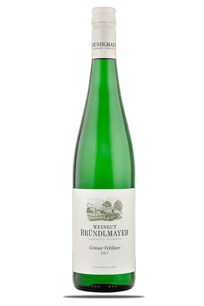 """Grüner Veltliner """"L&T"""" von Bründlmayer"""