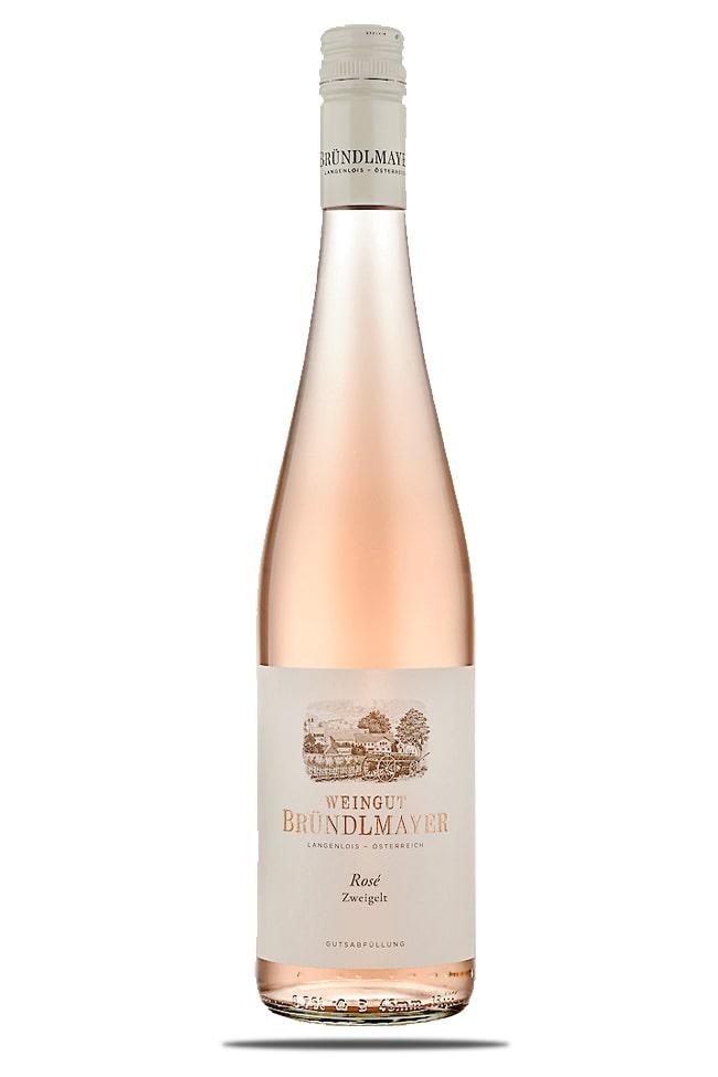 Zweigelt Rosé von Bründlmayer