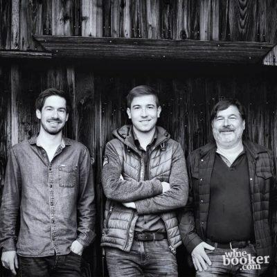 Andreas, Alexander und Willi Sattler