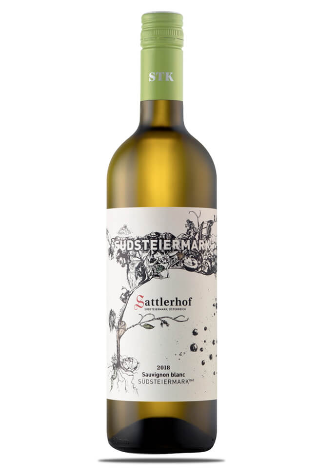 Sauvignon Blanc von Sattlerhof