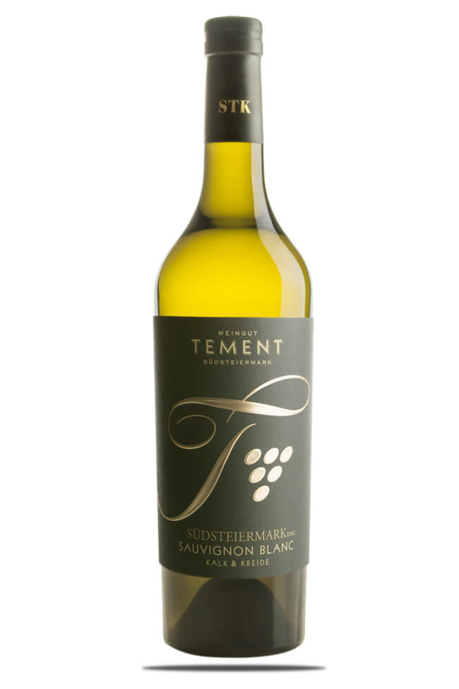 Sauvignon Blanc Kalk und Kreide von Tement