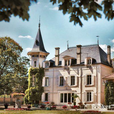 Der Garten von Domaine Jacques Prieur