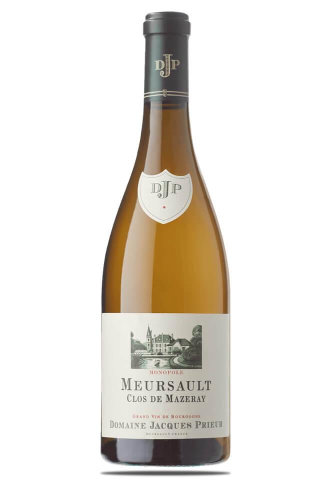 Meursault Clos de Mazeray von Jacques Prieur
