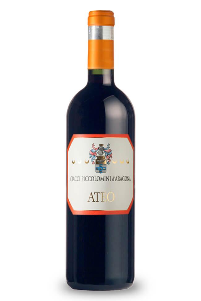 Ateo Sant'Antimo Rosso von Ciacci Piccolomini d´Aragona aus der Toskana online kaufen