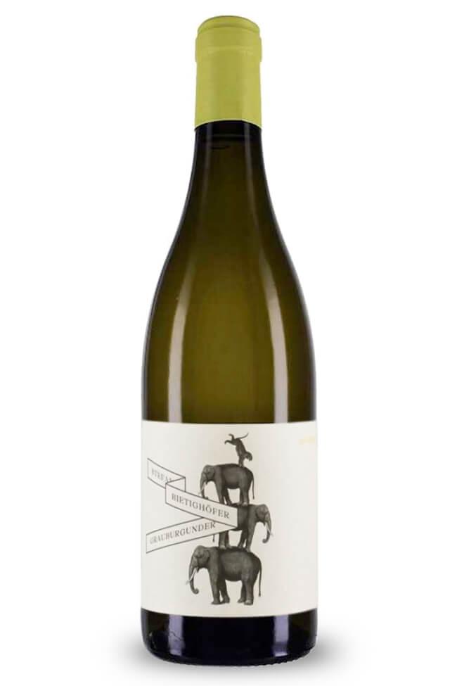 Grauburgunder Réserve von Weingut Bietighöfer aus der Pfalz online kaufen
