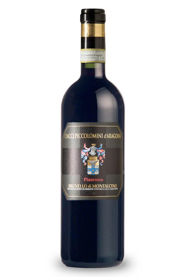 Brunello di Montalcino Pianrosso von Ciacci Piccolomini d´Aragona aus der Toskana online kaufen