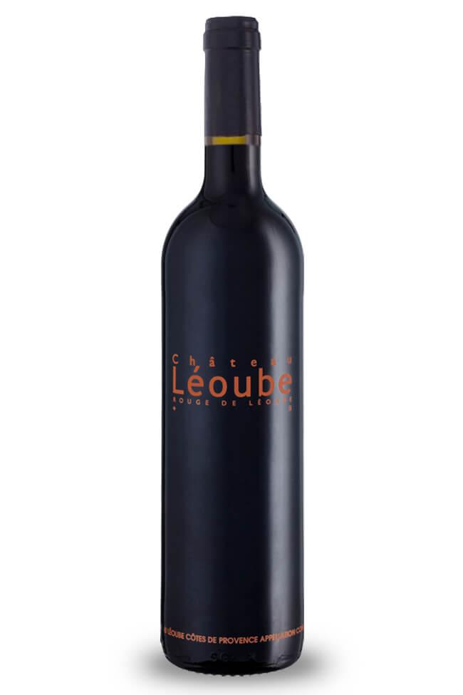 Rouge de Léoube von Château Léoube aus der Provence online kaufen