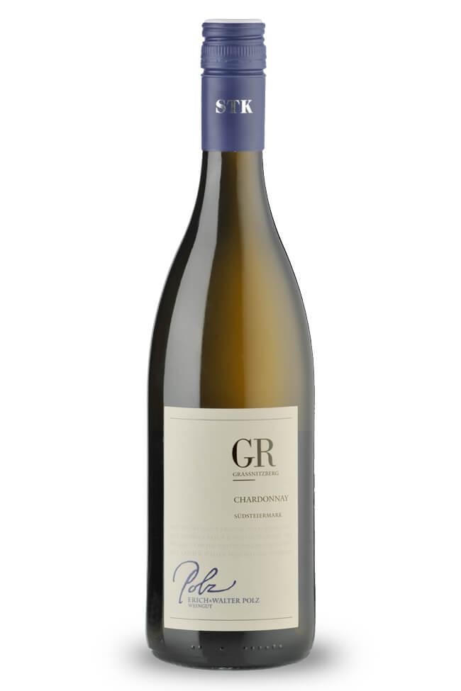 Grassnitzberg Chardonnay von Polz aus der Südsteiermark online kaufen