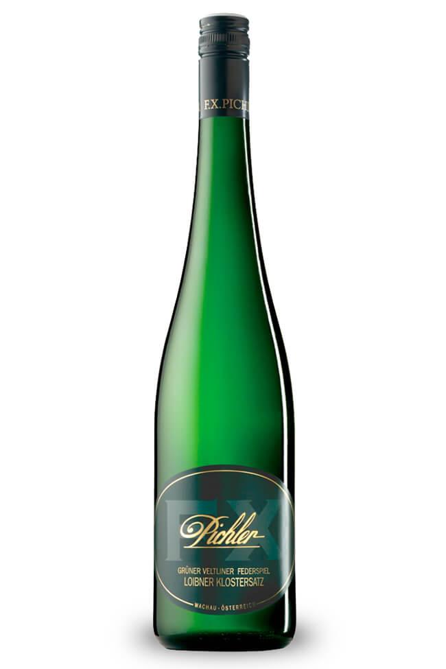 Weingut FX Pichler Grüner Veltliner Klostersatz Federspiel aus der Wachau online kaufen