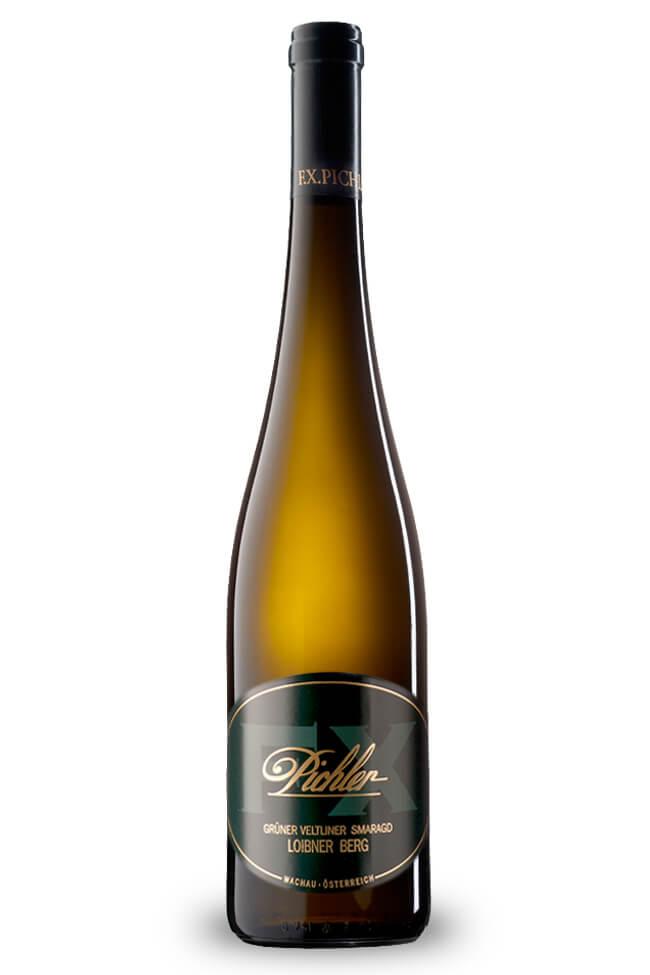 Weingut FX Pichler Grüner Veltliner Loibenberg Smaragd aus der Wachau online kaufen
