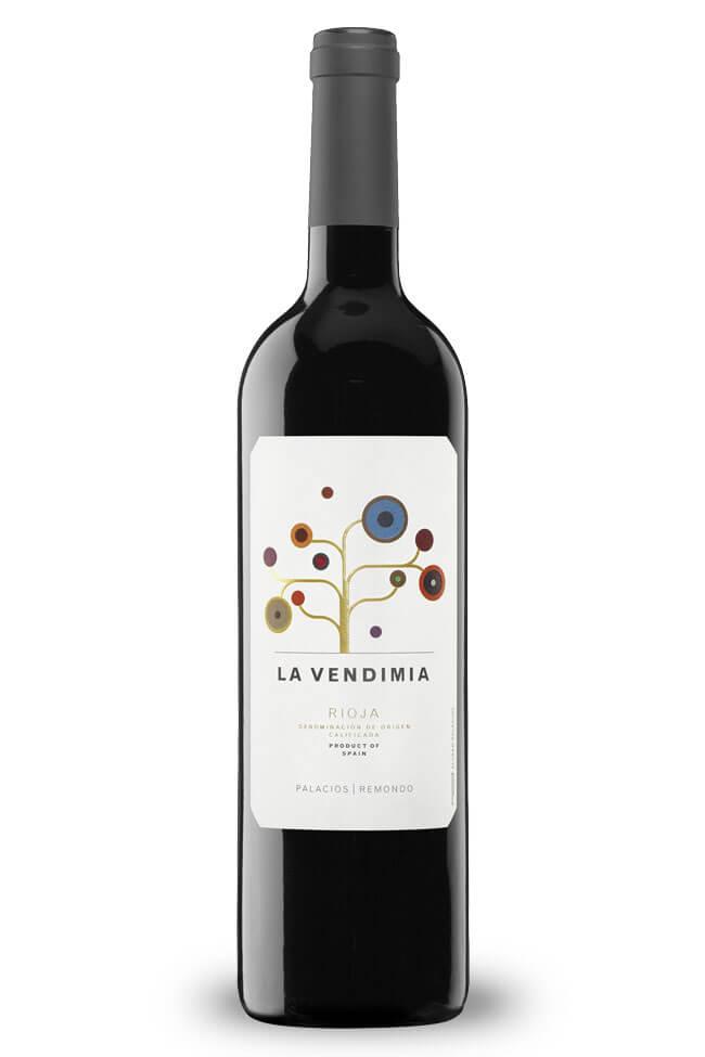 La Vendimia von Palacios Remondo aus der Rioja online kaufen