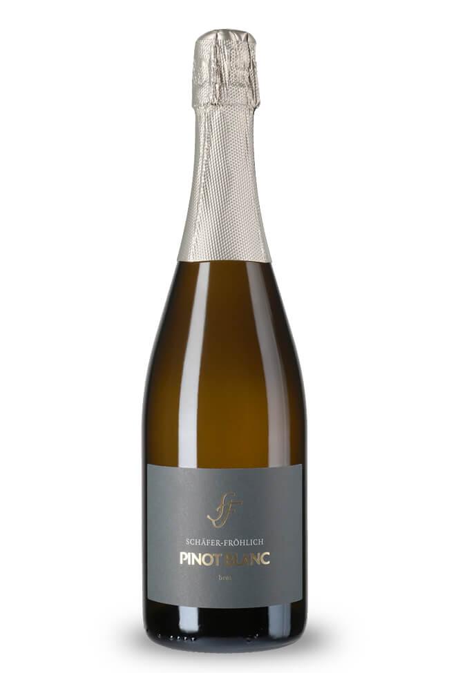 Pinot Blanc Sekt brut von Schäfer Fröhlich online kaufen