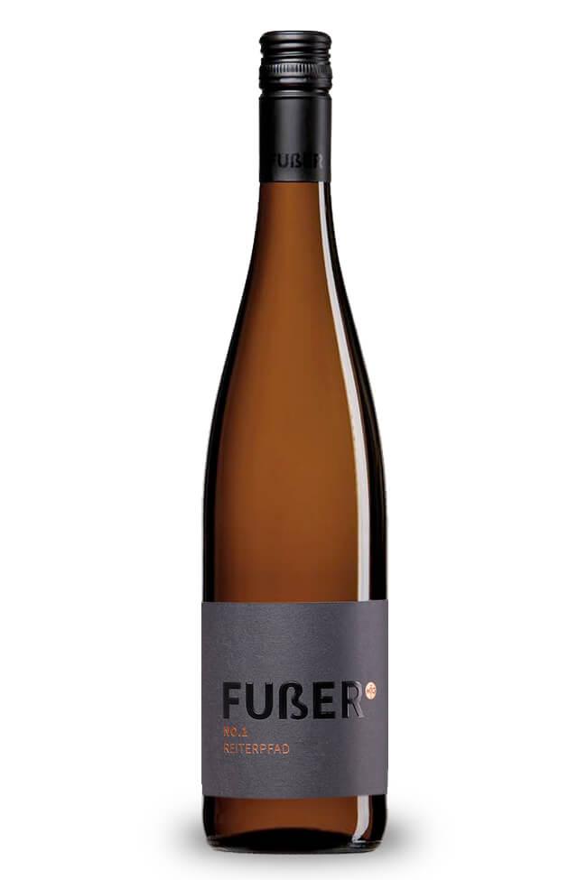 No.1 Reiterpfad Riesling von Weingut Fußer aus der Pfalz online kaufen