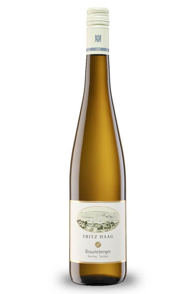 Riesling Brauneberger J von Weingut Fritz Haag von der Mosel online kaufen