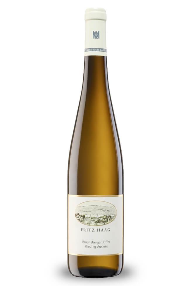 Riesling Brauneberger Juffer Sonnenuhr Auslese von Weingut Fritz Haag von der Mosel online kaufen