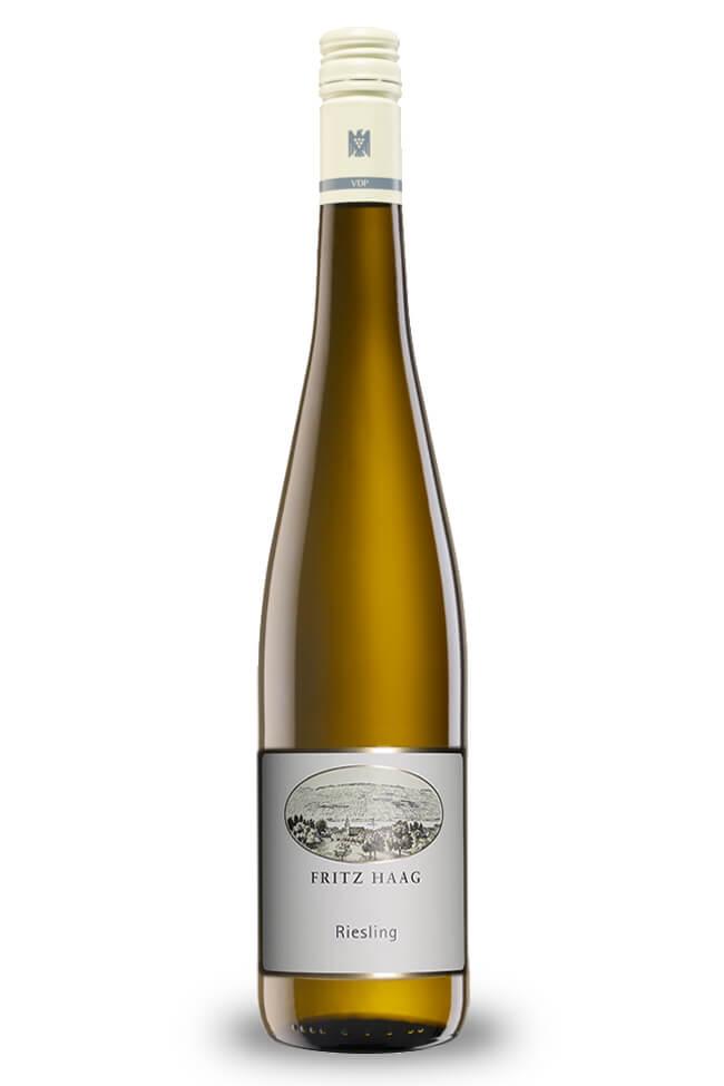 Riesling feinherb von Weingut Fritz Haag von der Mosel online kaufen