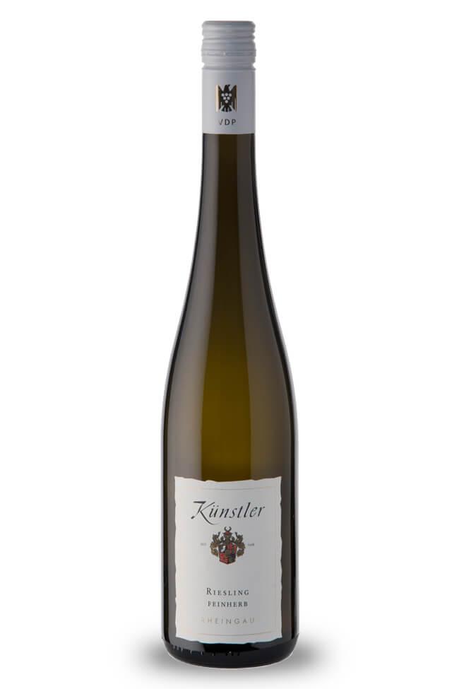 Riesling feinherb von Weingut Künstler aus dem Rheingau online kaufen