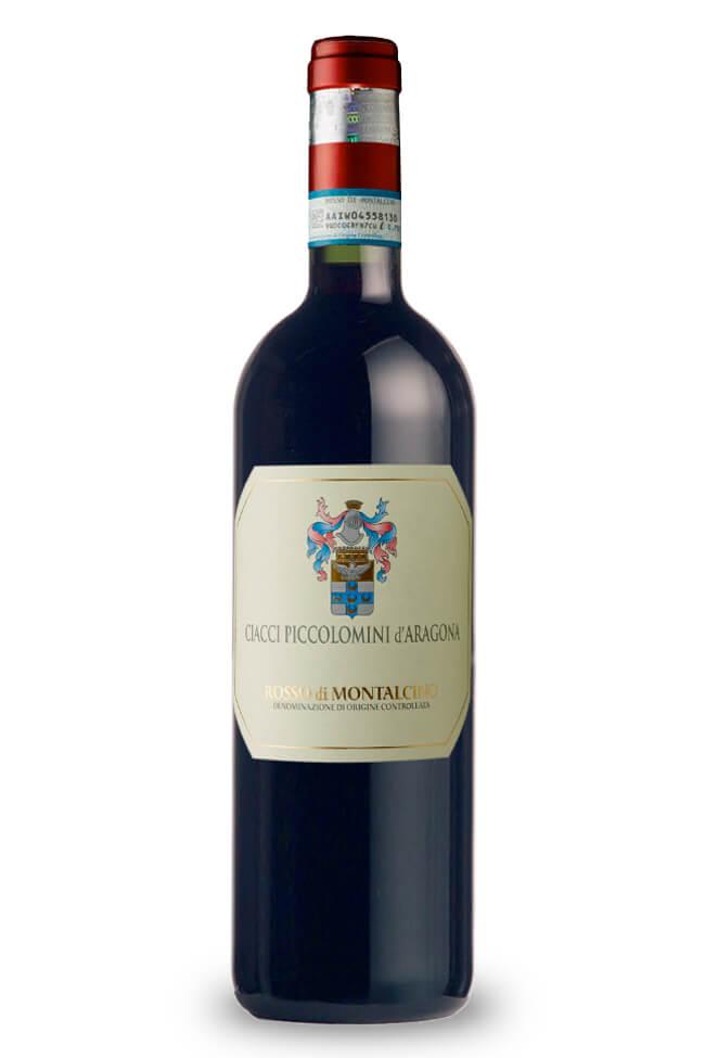 Rosso di Montalcino von Ciacci Piccolomini d´Aragona aus der Toskana online kaufen