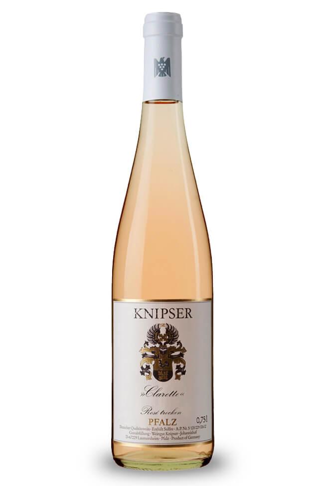 Weingut Knipser Clarette Rosé aus der Pfalz online kaufen