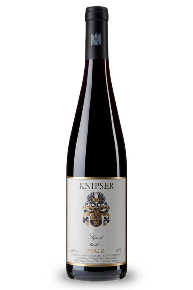 Weingut Knipser Syrah aus der Pfalz online kaufen