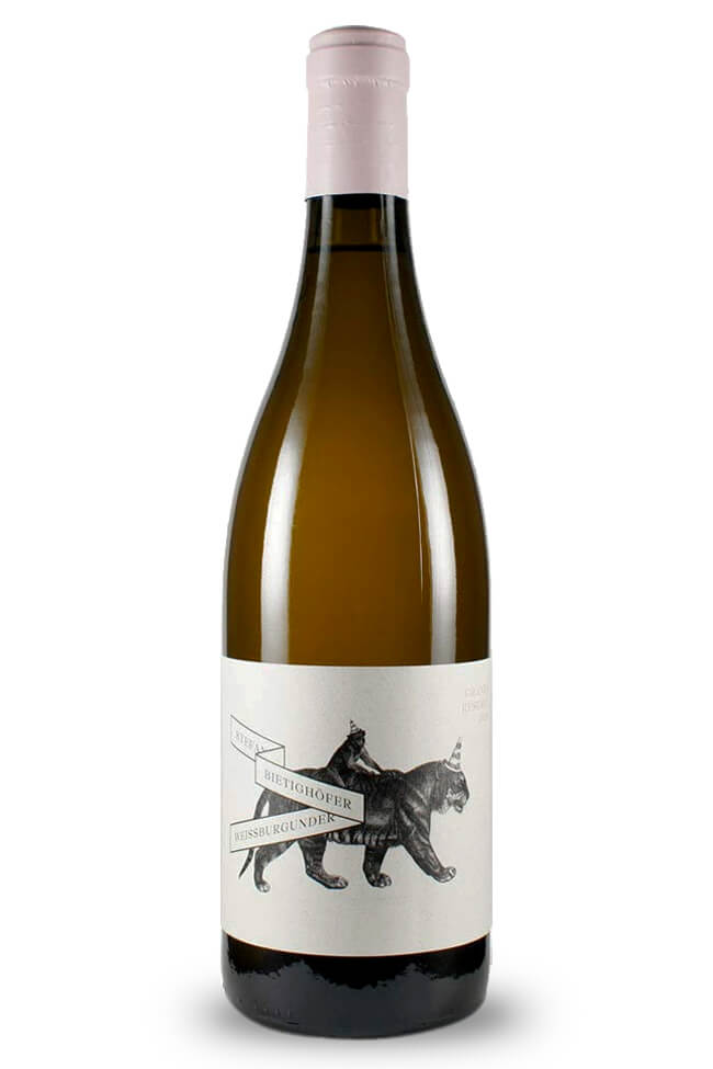 Weißburgunder Grand Réserve von Weingut Bietighöfer aus der Pfalz online kaufen